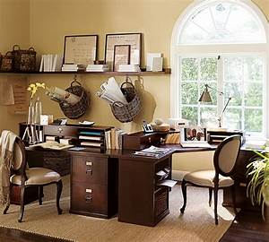 Home Office Decorating Ideas on a Budget - Decor