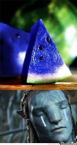 Watermelon Blue by mzxzm - Meme Center