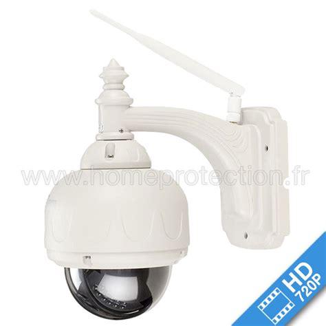 233 ra ip motoris 233 e wifi rotation 360 degr 233 s avec vision nocturne d 233 tection de mouvements avec