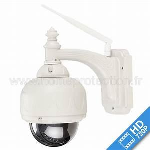 Camera Dome Exterieur : camera surveillance wifi exterieur camera de surveillance ~ Edinachiropracticcenter.com Idées de Décoration