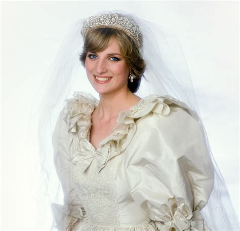 princess diana princess diana s wedding tiara worn by niece at nuptials