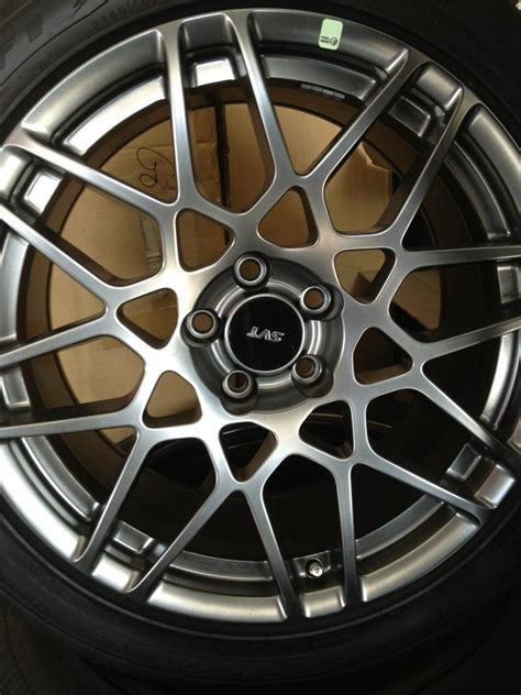 shelby svt pp wheels   gt  mustang source ford
