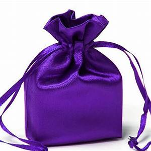60 pcs 5x7quot satin favor bags wedding party reception gift With wedding party favors wholesale