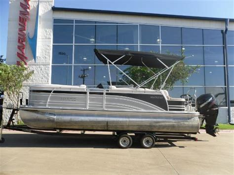 Used Pontoon Boat For Sale Dallas by Used Pontoon Boats For Sale In Lewisville Boats