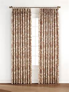 curtain bath outlet insulated pinch pleat