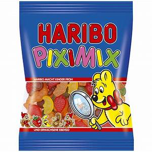 Sweets Online De : haribo piximix online kaufen im world of sweets shop ~ Markanthonyermac.com Haus und Dekorationen