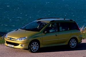 Peugeot 206 Sw Xs 1 6-16v  Manual  2002