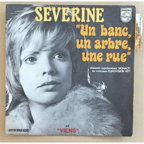 Un Banc Un Arbre Une Rue ( 1er Grand Prix Eurovision 1971