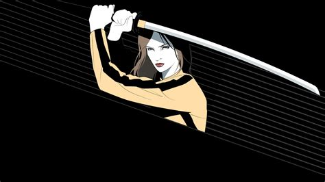Kill Bill Anime Wallpaper - fond d 233 cran illustration anime dessin anim 233