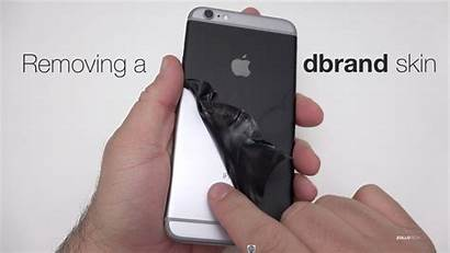 Dbrand Skin Iphone Removing Remove Zollotech Leaves