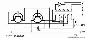 Cfl Emergency Kit Push Pull Application 12volt 18watt