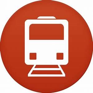 Public transport Icon | Circle Addon 2 Iconset | Martz90