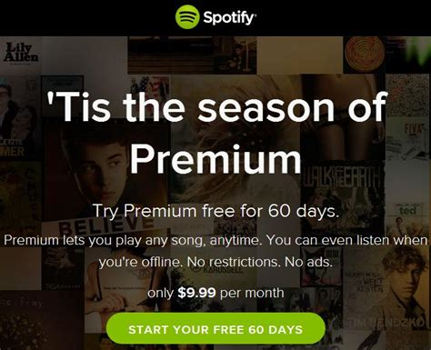 how to get spotify premium for free on iphone how to get spotify premium for free for 60 days