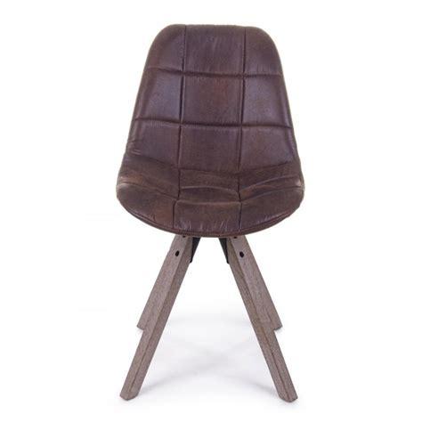 sedie bizzotto bizzotto sedia armor foil con gambe in legno di quercia