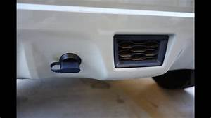 Subaru Crosstrek Trailer Wiring Harness Install