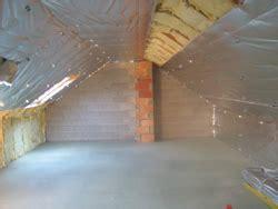 isolation mince toiture par l intérieur isolation des combles et de votre toiture par isolant mince