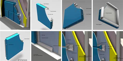 dry rain screen panels architectural building panels acm metal saf southern aluminum