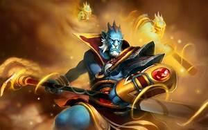 Video Game Dota 2 Hero Phantom Lancer Monkey King Roles