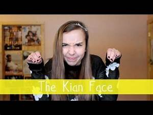 Free Flowing Thoughts Thursday - The Kian Face - YouTube