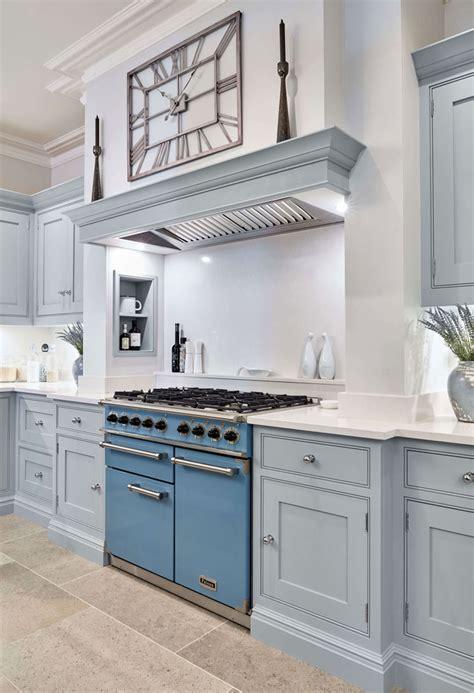 Light Blue Kitchen  Tom Howley
