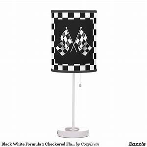 35 best f1 checkered flags race car sport images on With formula 1 table lamp