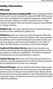 Boston Scientific Neuromodulation Psc5210w Precision Scs