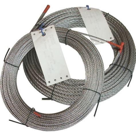 diam 232 tre 4 mm cable galva en couronne de 25 50 ou 100 m 232 tres