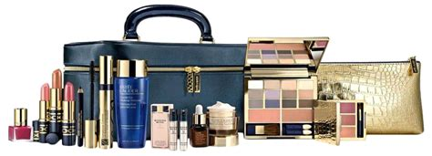 estee lauder 2014 luxe color holiday blockbuster gift set