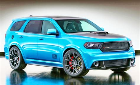2019 Dodge Durango Redesign  Dodge Challenger