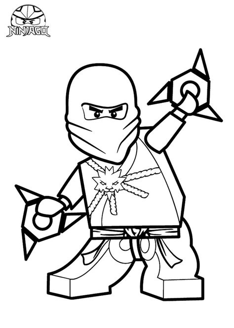 lego ninjago coloring pages sensei wu cole zx