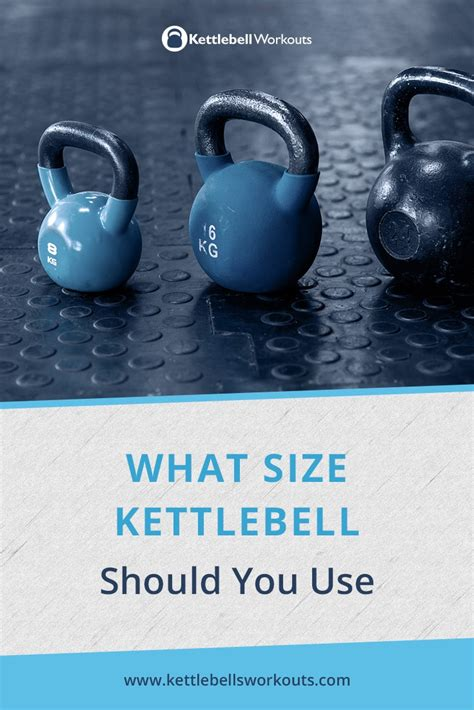 kettlebell weights should weight save sizes beginners money asked questions popular most