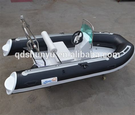 Inflatable Boats For Sale Black by Ce Small Fiberglass Hull Inflatable Boat Sport Boat For