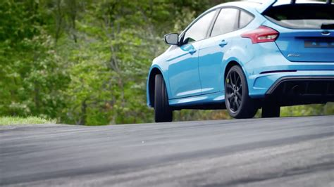 Ford Focus Drift by Ford Focus Rs Drift Mode Wasn T Planned