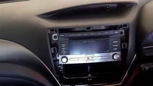 How To Remove Stereo From Subaru Impreza 2008
