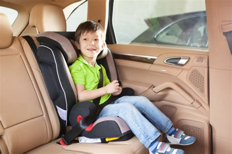 5 Things To Know About Car Safety And Kids
