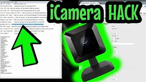 How To Access Icamera1 Or 1000 And Icamera2 When Locked