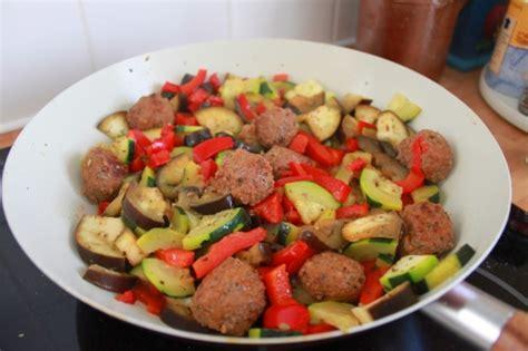 cuisiner en 5 é un repas du régime paléo expérience