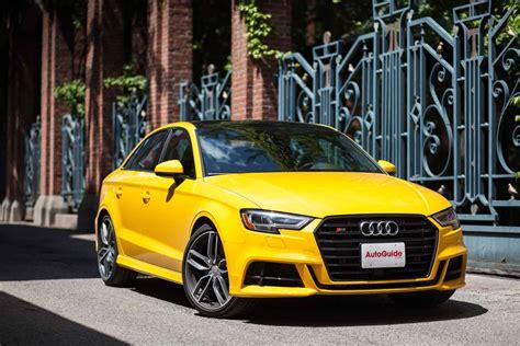 2018 Audi S3 Review  Autoguidecom News