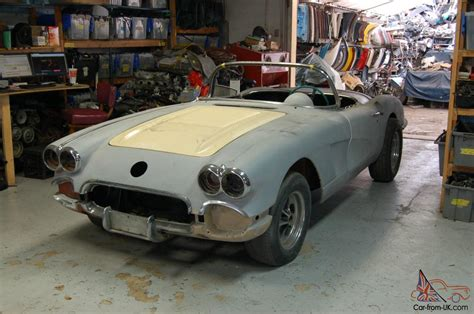 Project For Sale by 1958 Corvette Project