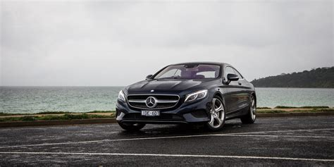 2015 Mercedes-benz S500 Coupe Review
