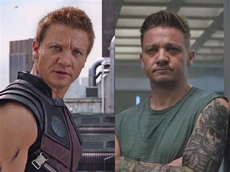 Then Now How The Avengers Endgame Heroes Have