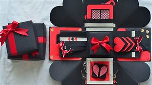 Explosion Box      Birthday Gift      Suprise Box
