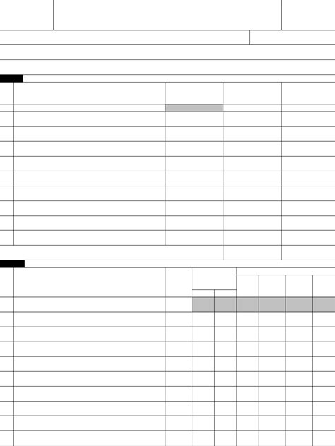 form 851 affiliations schedule 2010 free download