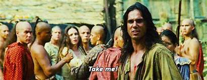 Mohicans Last Lewis Daniel Film Gifs Animated