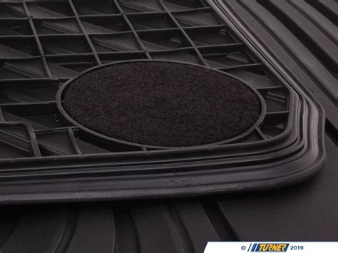 genuine bmw rubber floor mats