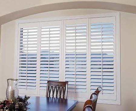plantation shutters  large window google search