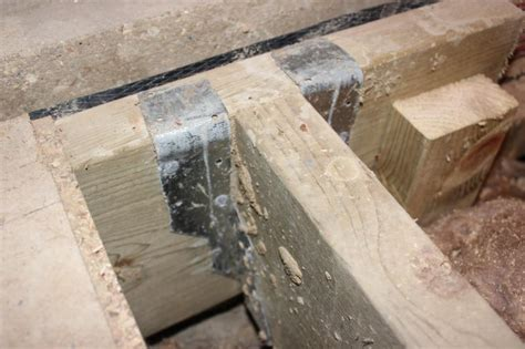 Joist hangers   Minimum nails required?   DIYnot Forums
