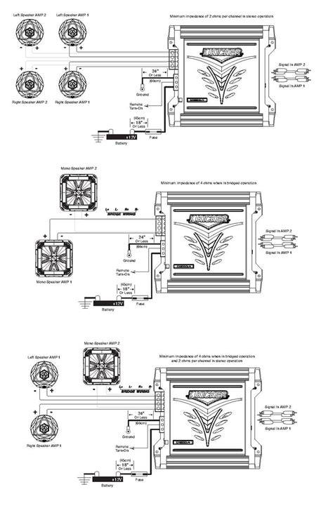 amazon com kicker 08zx2004 4x50 watt 4 channel lifier