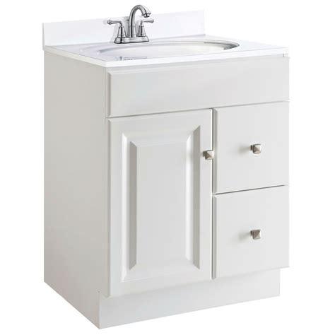 modern bathroom vanity cabinet base  white semi