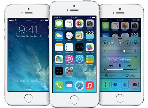 types of iphones types of iphone ios 7 apps